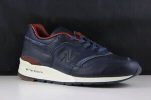 timeless design 9be98 a7ba8 Details about New Balance M997BEXP size 8.5 Horween Leather