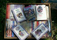 125 Silhouette Desire Romance Novels Paperback Books Harlequin lot #2