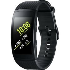 Samsung R365 Gear Fit 2 Pro Smartwatch Black Large Armbanduhr Fitnesstracker WOW