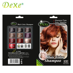 5pcs Lot Dexe Wine Red Hair Color