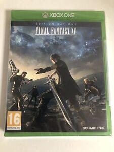 Jeu Final Fantasy XV sous Blister