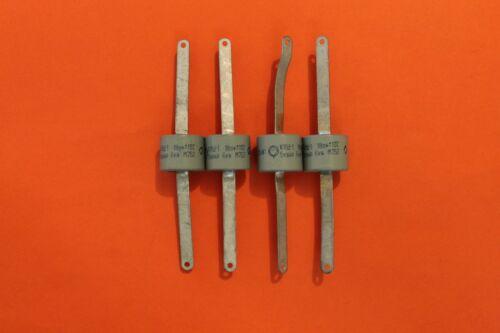Condensateur Céramique K15U-1 6 kV 18pF 5 Kvar 10/% URSS lot de 4 pcs