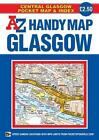 Handy Map of Glasgow 2014 by Geographers A-z Map Co Ltd