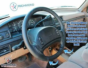 Image Is Loading 1992 1997 Ford F150 F250 F350 Replacement Leather