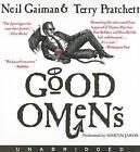 Good Omens by Neil Gaiman (CD-Audio)