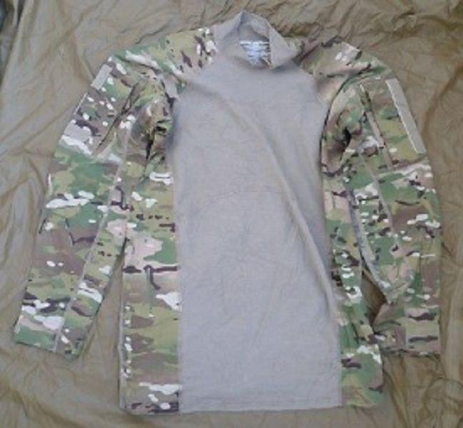 US Army OCP OEF ACU Multicam ACS Massif Combat Tactical shirt shirt Tactical L Large 52052a