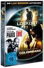 Luc Besson Action DVD Box (2013)