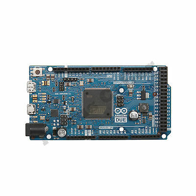 Genuine Arduino Due R3 AT91SAM3X8E MicroController - Authorized US Reseller