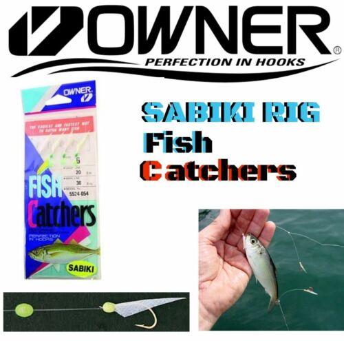 OWNER SABIKI BAIT FISH CATCHER/'S