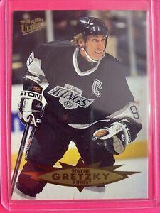 1995-96 Fleer Ultra Base #74 Wayne Gretzky Los Angeles Kings