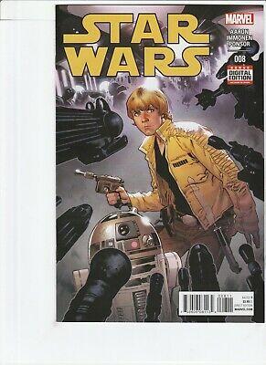 STAR WARS #11 VARIANT COVER TOY LUKE SKYWALKER X-WING PILOT MARVEL VF//NM CB545