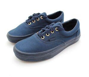 vans bleu nuit