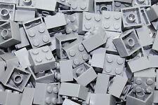 NEW LEGO Light Bluish Gray 2x2 Bricks Lot 100 Building Pieces 3003