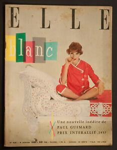 039-ELLE-039-FRENCH-VINTAGE-MAGAZINE-6-JANUARY-1958