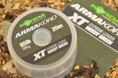 Arma Kord XT Carp Fishing Extreme Leader Korda ArmaKord All Sizes