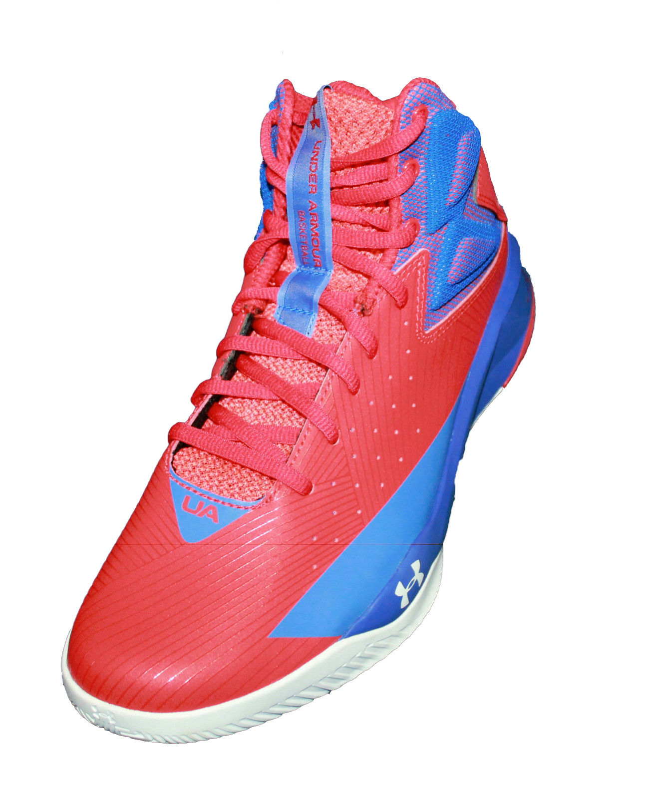 Uomo Under Armour Rocket Basketball Shoes  - 1264224-669