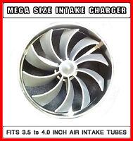 Dodge Ram Truckonator Cold Air Intake Mopar Turbo Engine Fan For V8 Hemi Engines