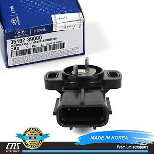 genuine throttle position sensor for 2002 2006 kia sedona. Black Bedroom Furniture Sets. Home Design Ideas