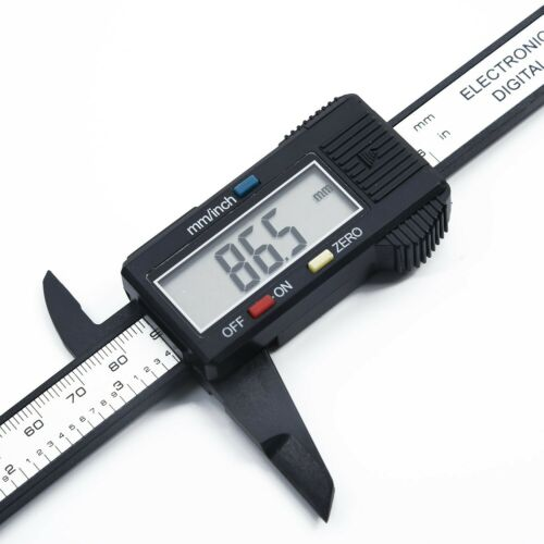 150mm Internal//External LCD Display Digital Vernier Caliper Gauge Tool 6