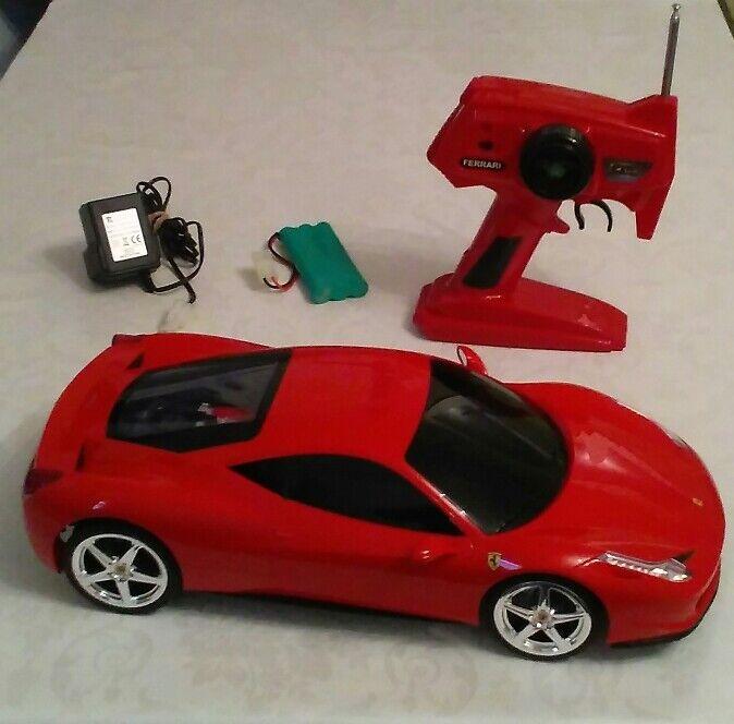 Rc Ferrari Car      ( Ready to Run )
