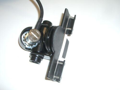 OPEK AM-204-7-C NMO ADJUSTABLE TRUNK LIP HATCH ANTENNA MOUNT /& RG-58 COAX CABLE