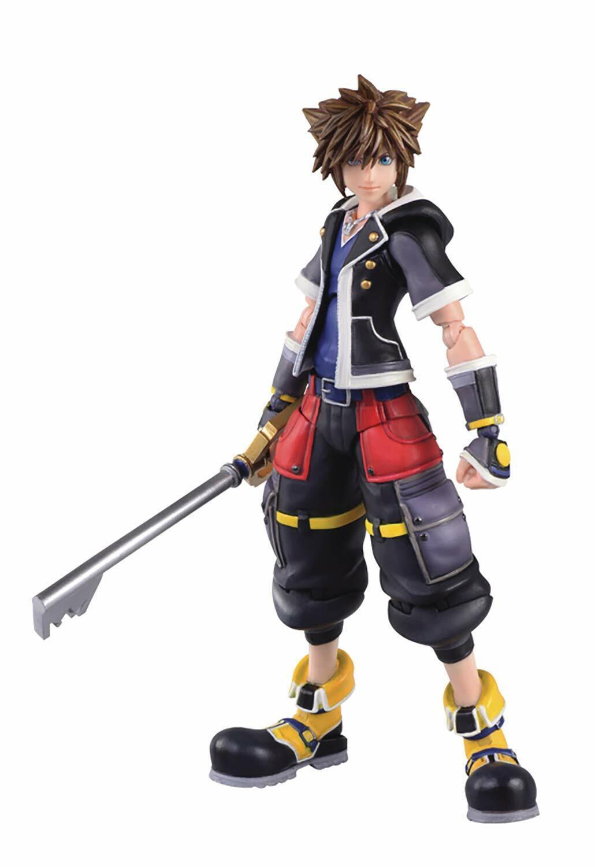 Square Enix Kingdom Hearts 3  Sora (formulario 2Nd) provoca Arts Figura De Acción