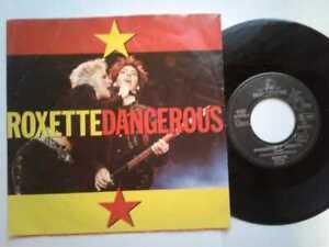 Roxette-Dangerous-7-034-Vinyl-Single-1989-mit-Schutzhuelle
