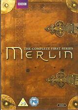 MERLIN - Series 1. Colin Morgan, Anthony Head (BBC 6xDVD SLIM BOX SET 2013)