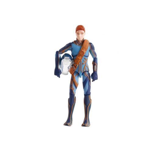 New John Tracy Thunderbirds Are Go Thunder bird Five 5 Action Figure Toy Doll