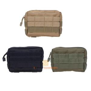 Taktische-Molle-Pouch-Fanny-Taille-Pack-Tasche-Camping-Military-Telefon-Tasche