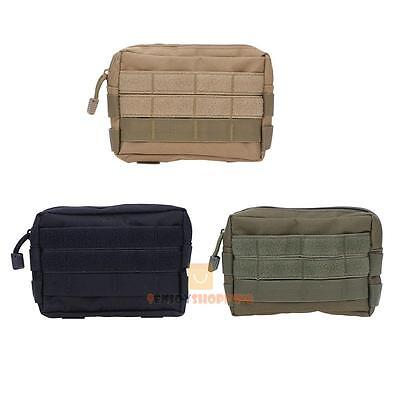 Tactical Molle Pouch Belt Waist Pack Bag Military Fanny Waist Pack Phone Pocket
