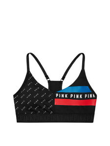 9e6a2d02c0 Victoria s Secret NEW! Pink Ultimate Lightly Lined Sports Bra Size ...