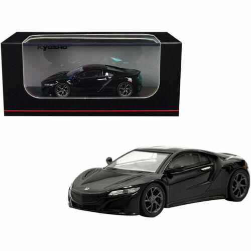 Honda NSX Black 1:64 Right Hand Drive Diecast Model Car by Kyosho