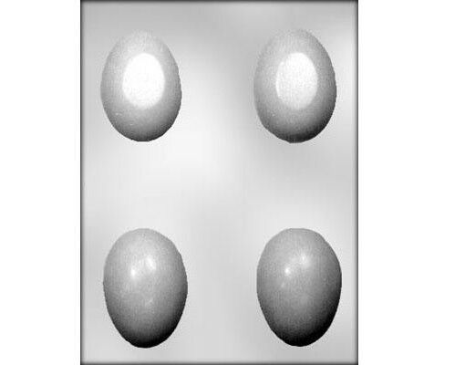 Egg 3D Small Chocolate Mould /  Easter Egg Mould
