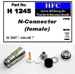 1-Stueck-N-Buchse-fuer-H-2007-Aircell-7-Highflexx-7-Koaxkabel-50-H1245