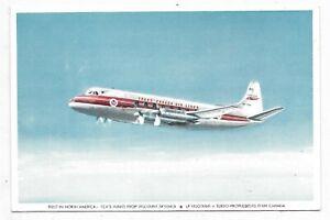 TRANS-CANADA-AIR-LINES-Turbo-Prop-Viscount-Skyliner