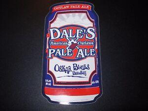 NEW OSKAR BLUES IPA BREWING BREWERY BEER STICKER Colorado Oscar Dales Pale