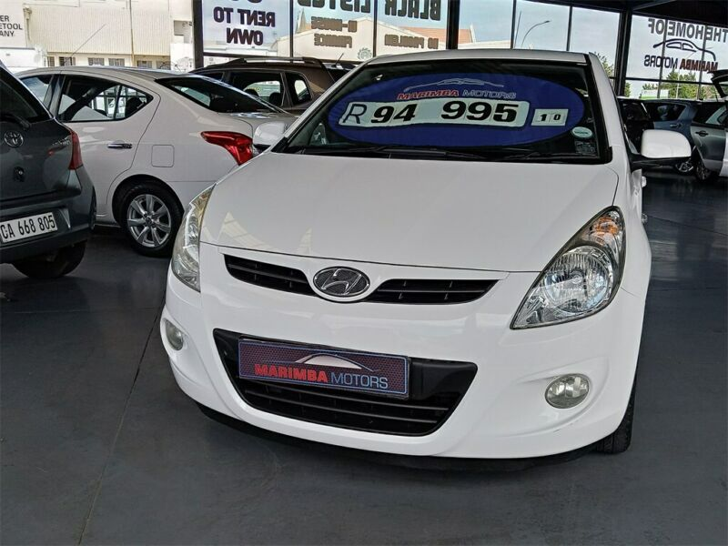 2010 Hyundai i20 1.6 GLS (RENT TO OWN available)