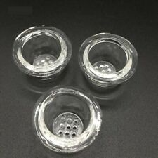 Silicon Hand Pipe Glass Replacement Bowl Withhoneycomb Screen Set Of 2
