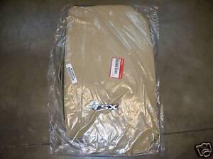 Genuine Oem 2004 2005 Acura Tsx Ivory Tan Beige Carpet Floor Mats Ebay