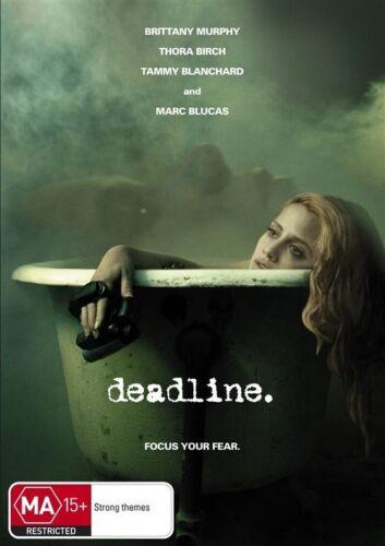 1 of 1 - Deadline (DVD, 2010) - Region 4