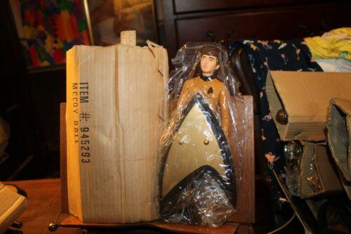 "Star Trek Chekov 1991 Paramount Pictures Hamilton Gifts PVC Doll Stand 10-1//2/"""