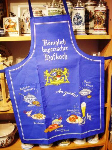 royale bavaroise hofkoch Barbecue tablier 100/% coton.