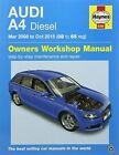 Audi A4 Diesel Owners Workshop Manual: 2008-2015 by John S. Mead (Paperback, 2016)