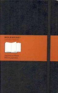 Moleskine-Japanese-Album-Hardcover-by-Moleskine-Brand-New-Free-shipping-in