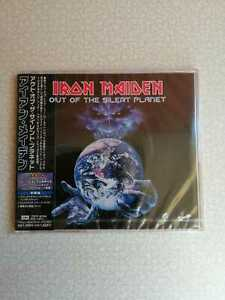 IRON-MAIDEN-OUT-OF-SILENT-PLANET-CD-SINGLE-JAPAN-SEALED