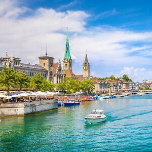 3 Jours Escapade Dans Dietikon Proche De Zurich En 3 * Hôtel | Culture, Shopping & Nature-afficher Le Titre D'origine