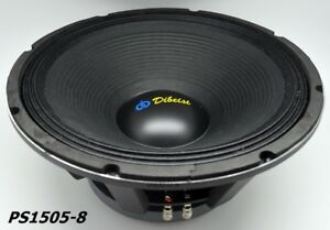 Dibeisi-Tieftoener-15-034-38cm-PS1505-8-8Ohm-500Watt