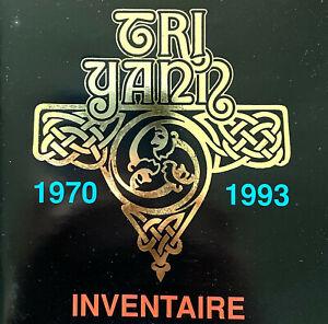 Tri Yann CD Inventaire 1970 - 1993 - France