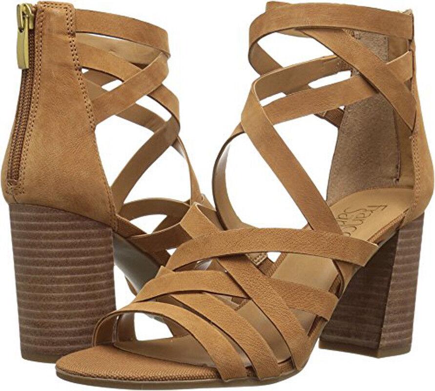 New Franco Sarto Women's Madrid Heeled Sandals 8